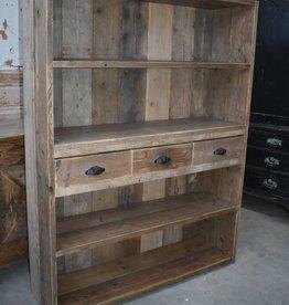 Vintage Barnwood Cabinet