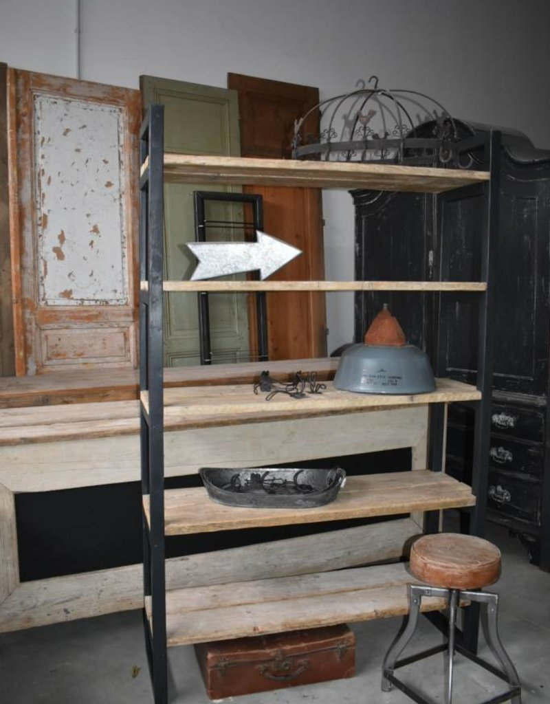 Vintage Industrielles Regal