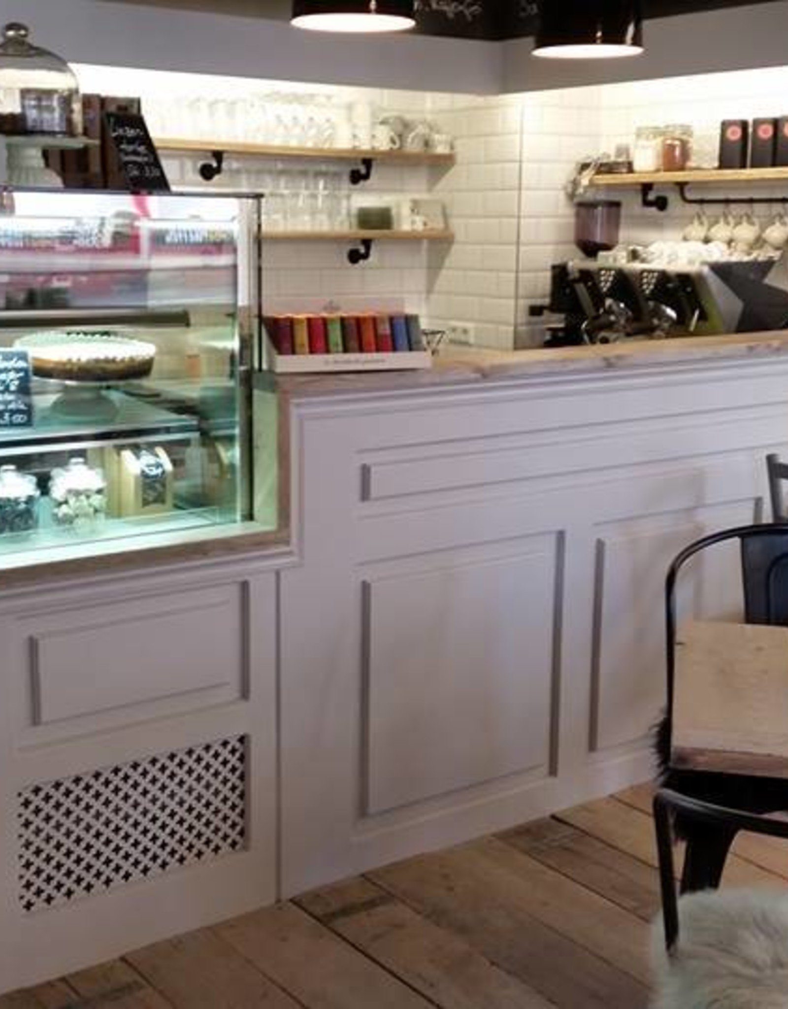 Bar, balie & toonbank bekleding / renovatie