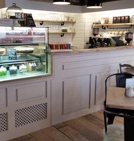 Bar & counter paneling / renovation