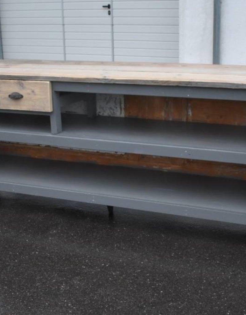 Industrieller Verkaufstheke 270 cm