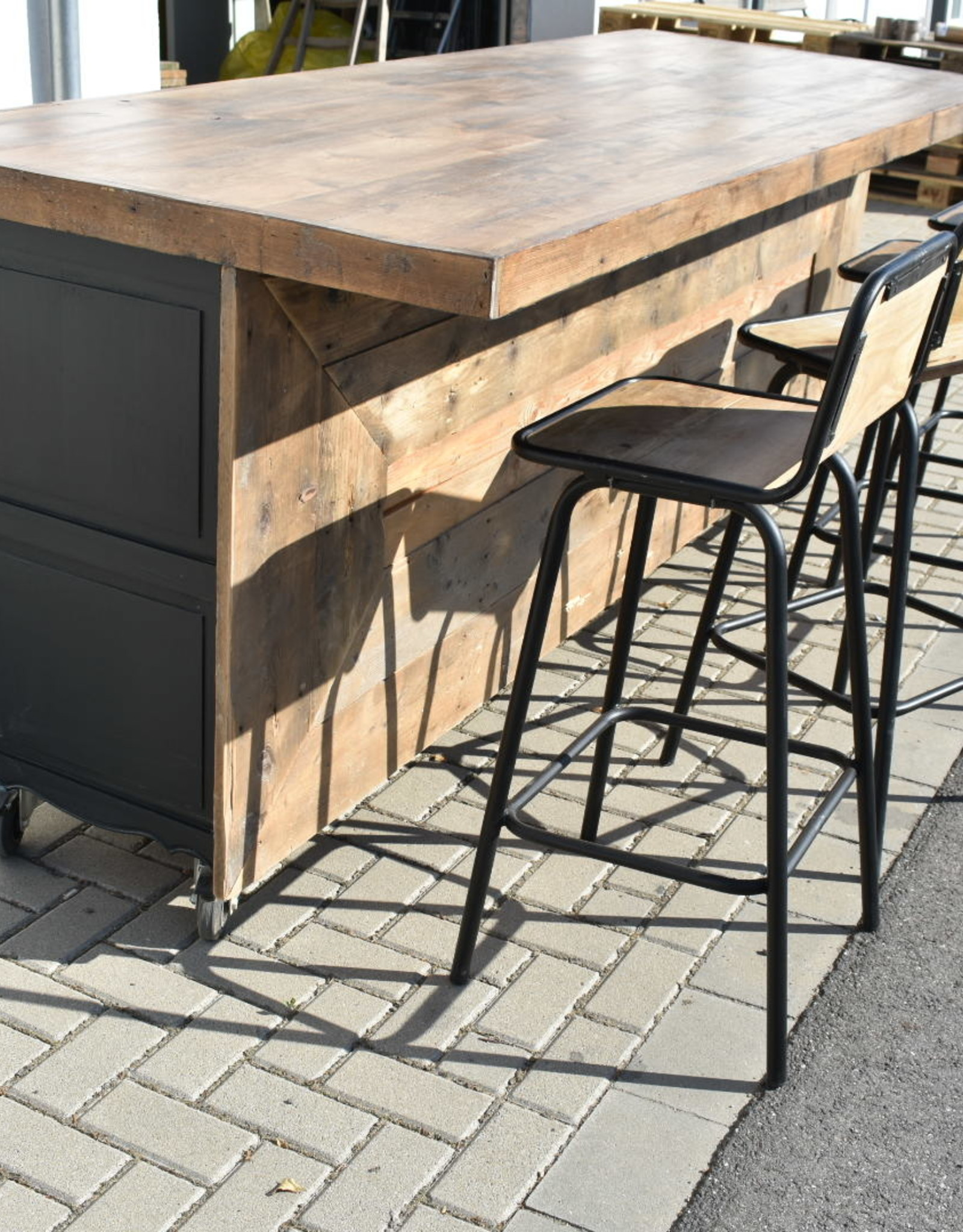 Vintage Keukeneiland / Bar