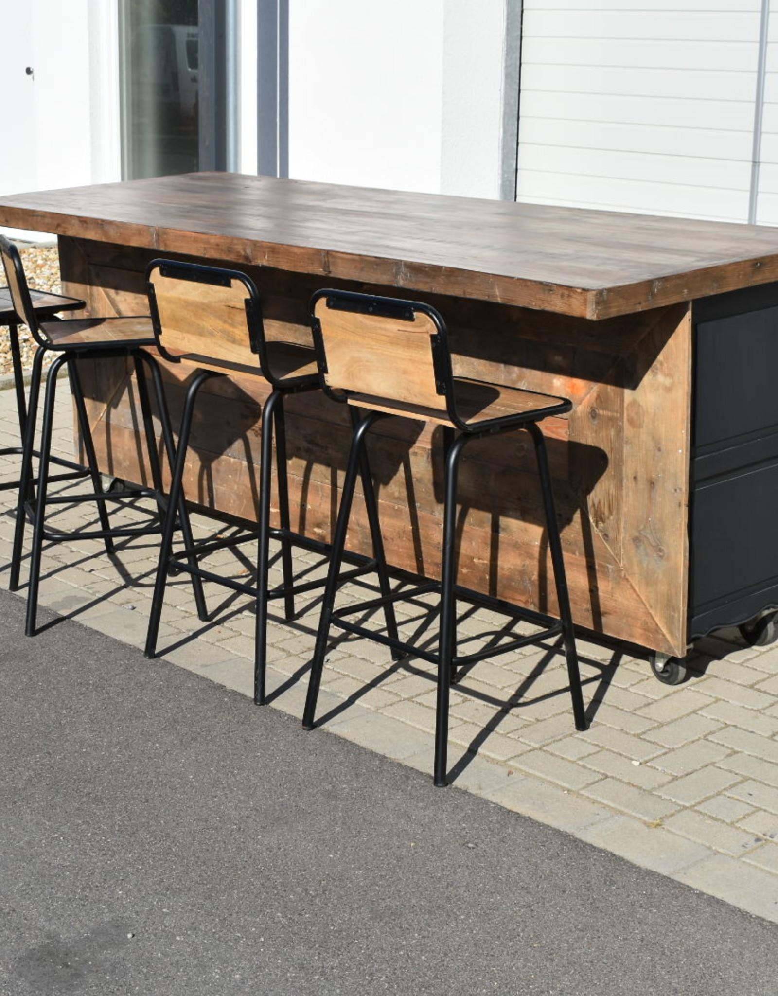 Shabby chic Kitchen island   www.cozychic.de