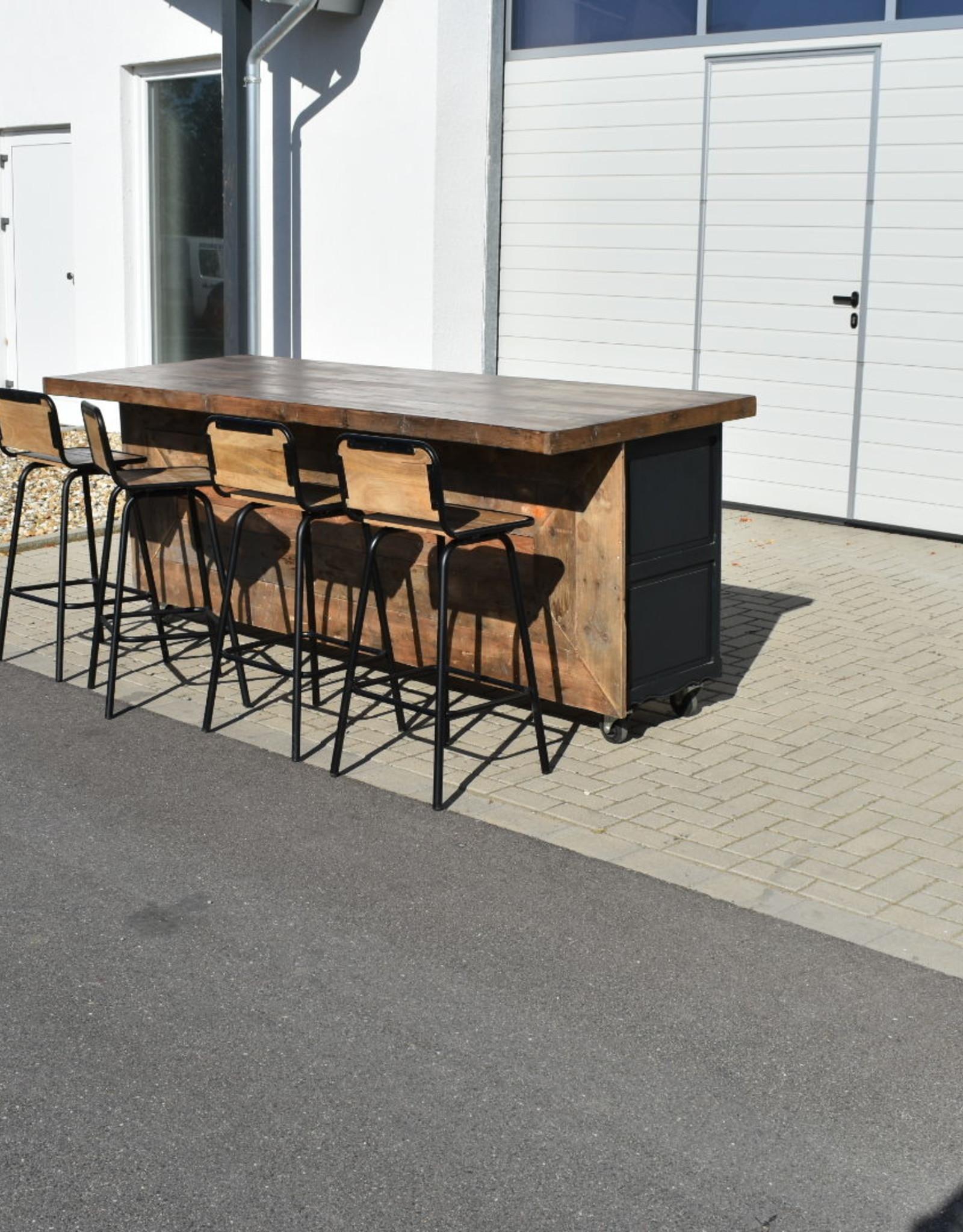 Vintage Kücheninsel / Bar