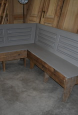 Vintage Holz Eckbank verschiedenen Größen