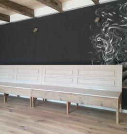 Vintage Holzbank verschiedenen Größen