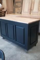 Vintage  Counter Oak Top 160 / 180 / 200 or 220 cm