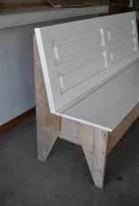 Vintage Holzbank Stauraum 150, 180 oder 200 cm