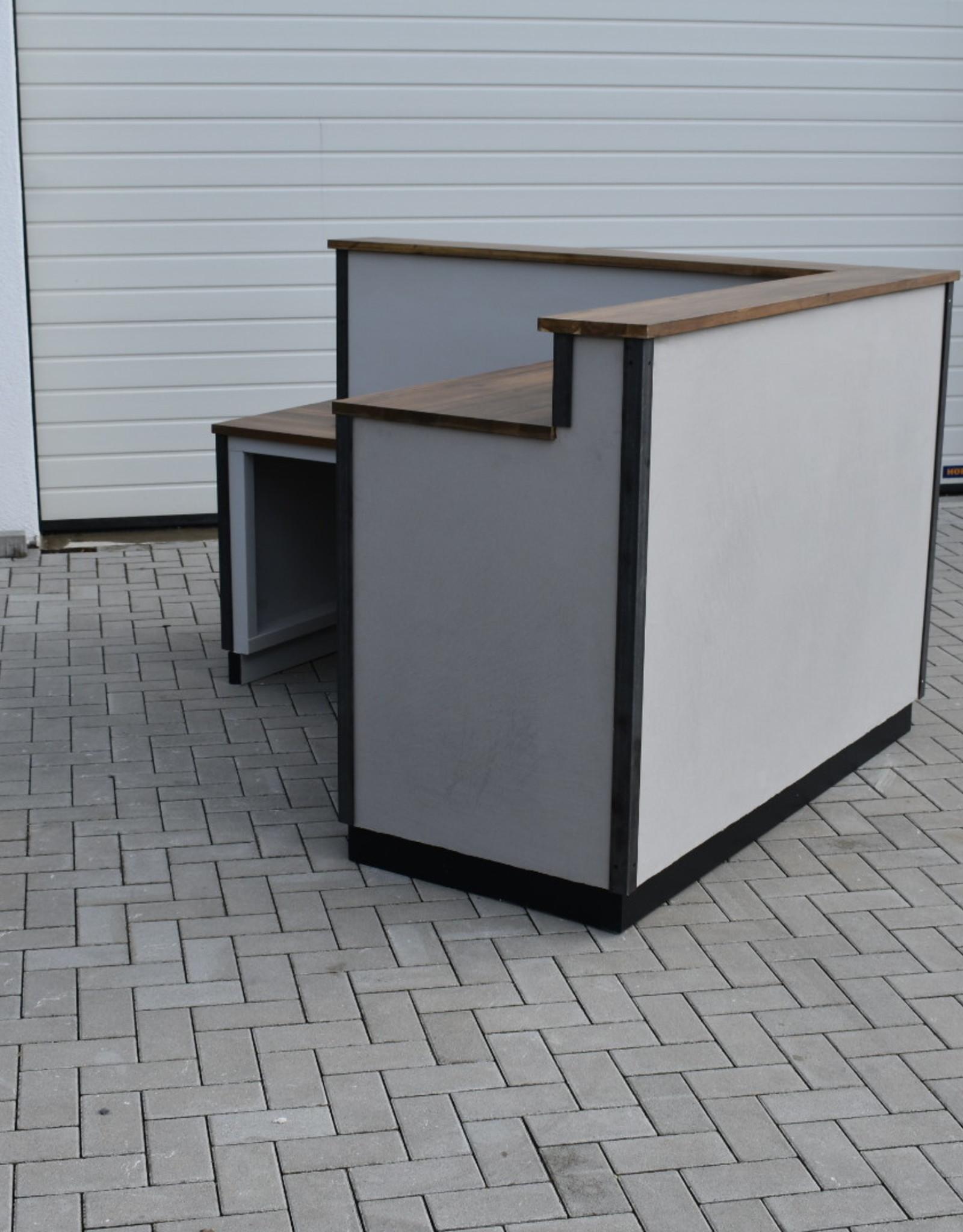 Counter concrete design