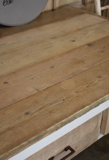 Vintage  Sales table / Shop Table / Work table
