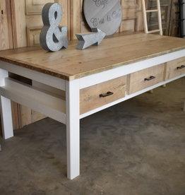 Verkooptafel / Winkel tafel / Werktafel