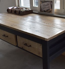 Sales table / Shop Table / Work table  Black