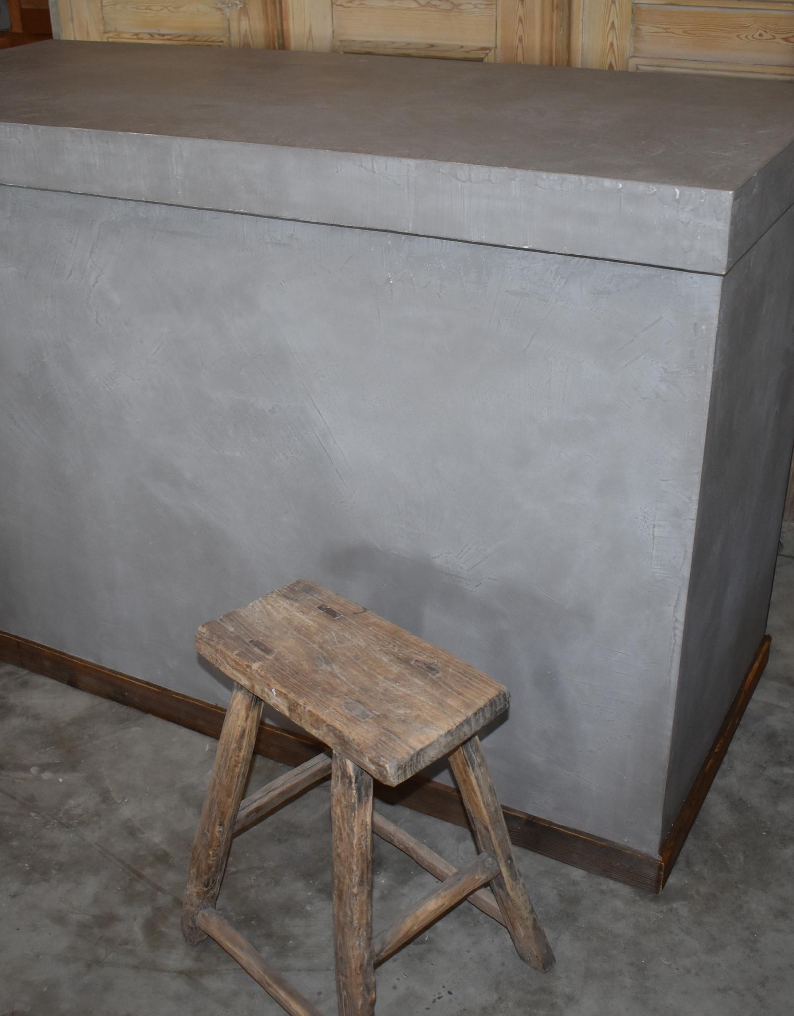 Betonstuc / Beton Ciré  Toonbank / Keukeneiland