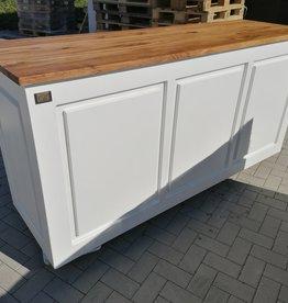 Counter Oak Top 160 / 180 / 200 , 220 en 240 cm