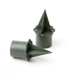 OASIS® FLORAL PRODUCTS Kaarshouder Candleholder | Ø2.5cm | 25stuks