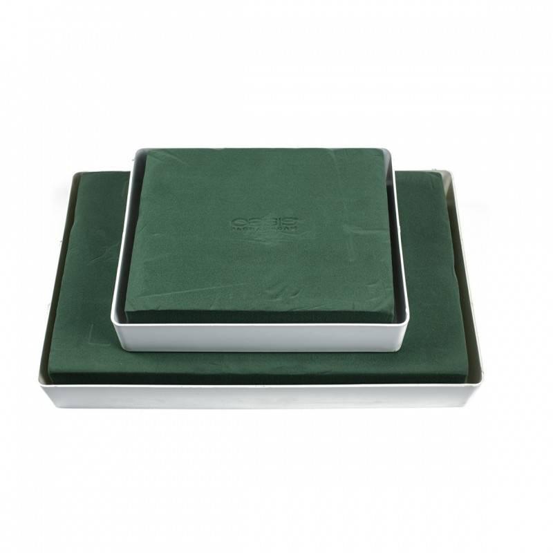 OASIS® FLORAL FOAM Roma Schaal 25x20x5,5cm | 1 stuks