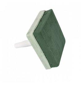 OASIS® ECObase® LADY Vierkant 14,5x14,5x4,5cm + 12cm | 1st