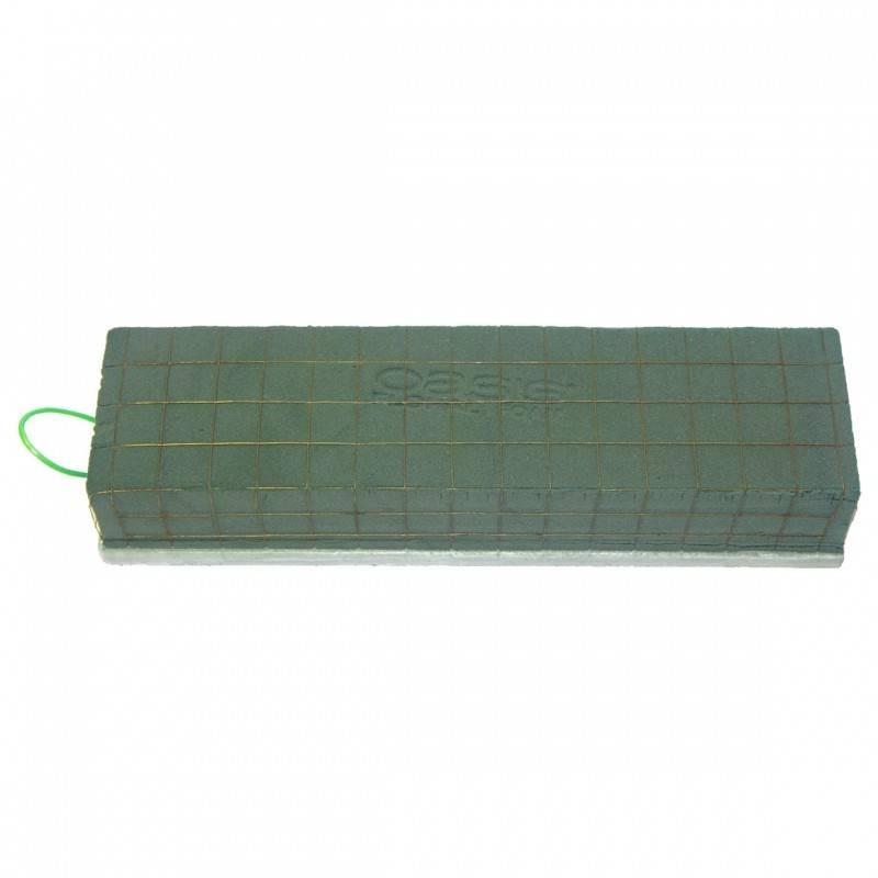 OASIS® ECObase® RAQUETTE 60x11x8,5cm | 2 stuks