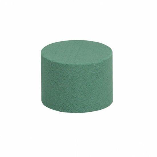 OASIS® FLORAL FOAM ECONOMY Cilinder Ø8x5cm | 99 stuks