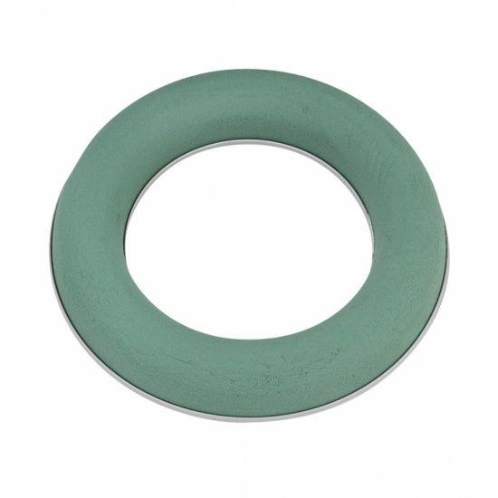 OASIS® FLORAL FOAM Ring-Krans Ø25x3,5cm | 6 stuks