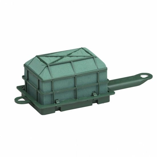OASIS® FLORAL FOAM Florette Mini 26,5x9x9cm | 32 stuks