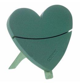 OASIS® BIOLINE® Mini Hart 30x28x4,5cm | 2st