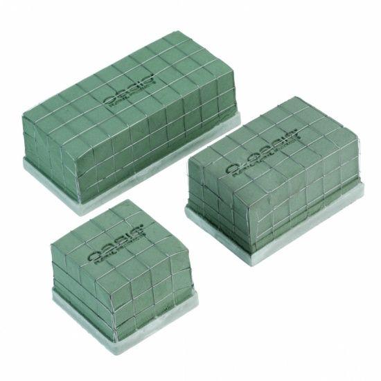 OASIS® ECObase® Blok 17x11x8,5cm | 4 stuks