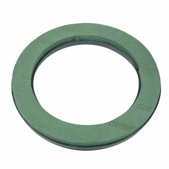 OASIS® NAYLOR BASE® Ring-Krans Ø30x5cm | 2 stuks