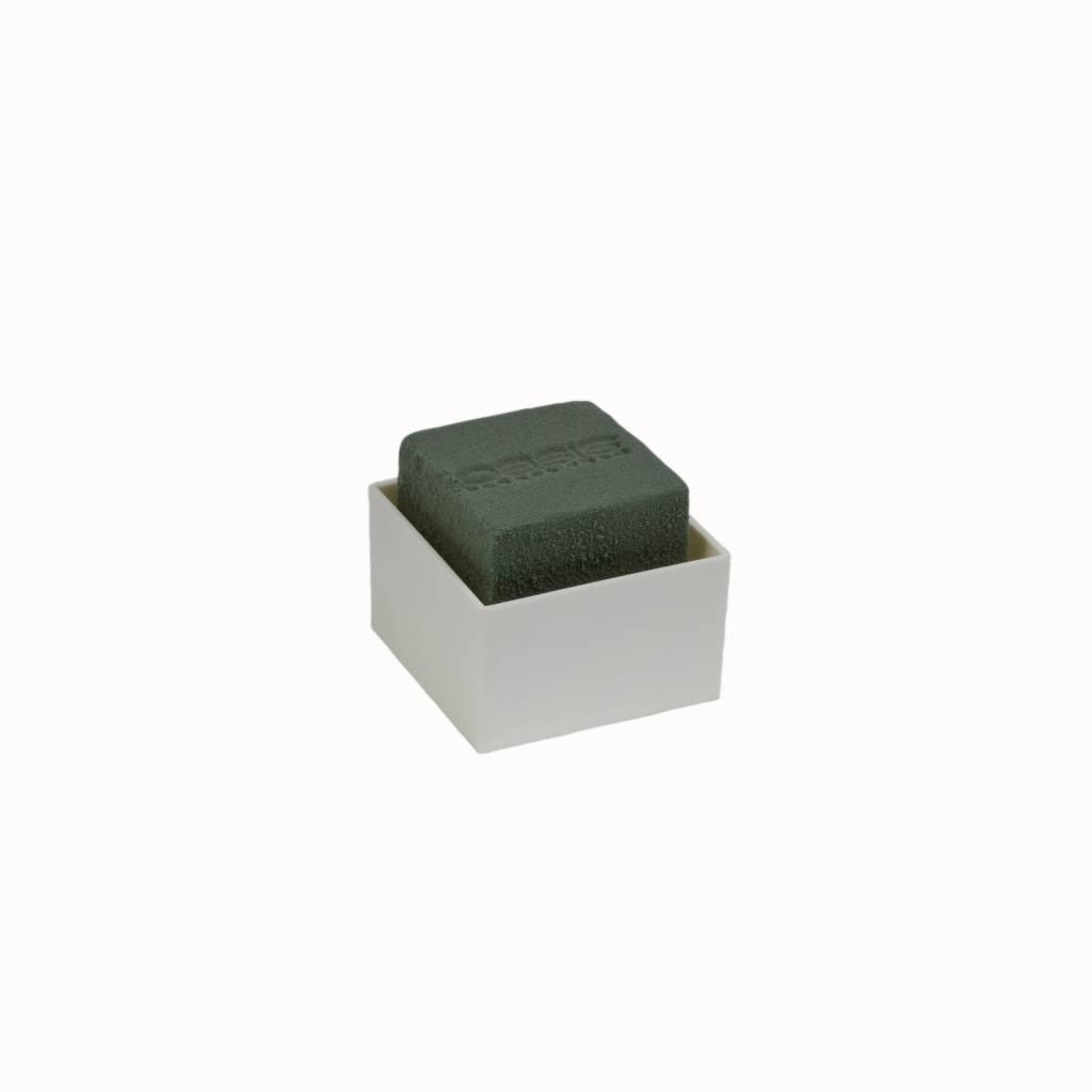 OASIS® FLORAL FOAM Table Design Neo Mini 6x6x5,5cm | 24 stuks