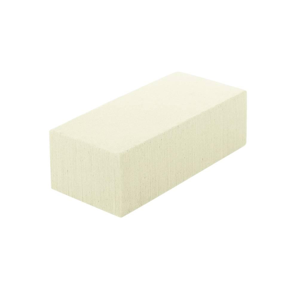 OASIS® RAINBOW® Blok 23x11x8cm - Ivory | 4 stuks