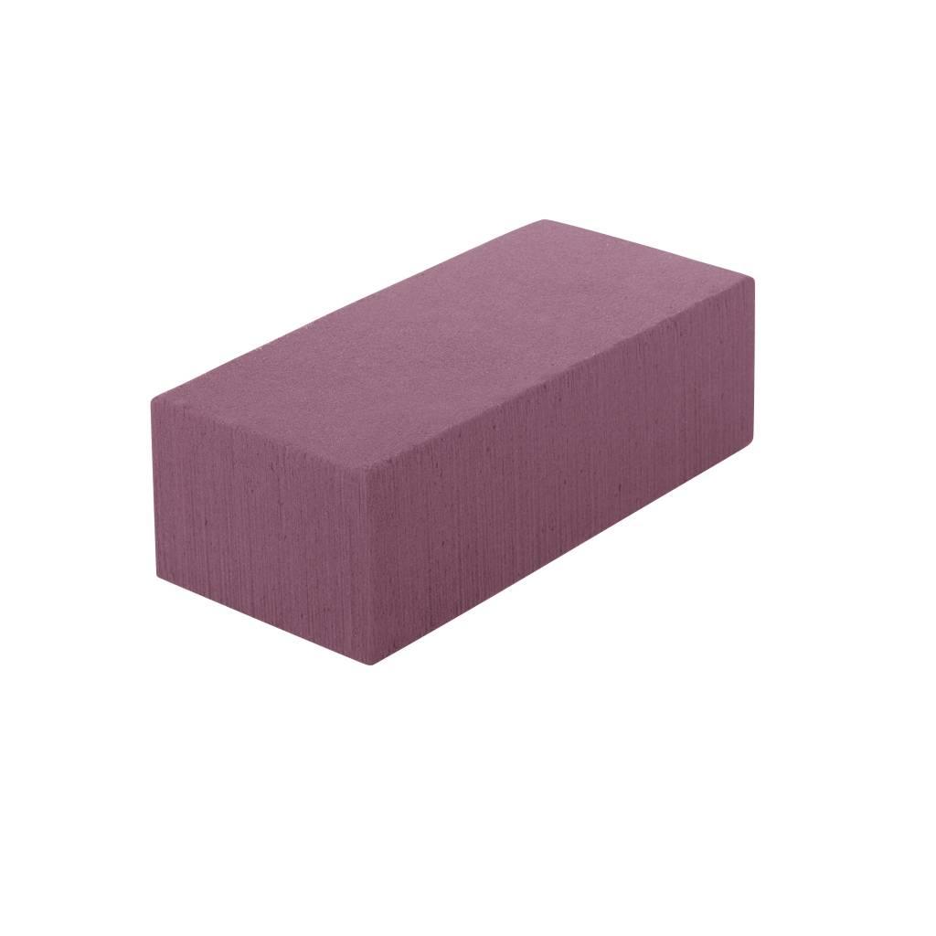OASIS® RAINBOW® Blok 23x11x8cm - Fuchsia | 4 stuks