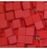 OASIS® RAINBOW® Mini Cubes 2x2x2cm - Baroque Red | 300 stuks