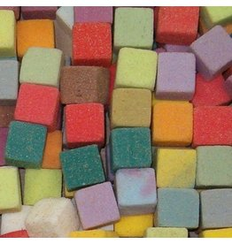 OASIS® RAINBOW® Mini Cubes 2x2x2cm - Harlekin(mix) | 300st