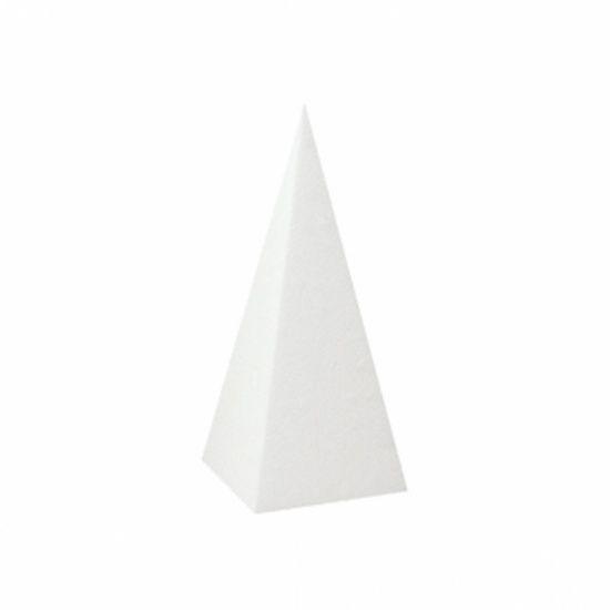OASIS® STYROPOR Piramide 14x14x30cm | 1 stuks