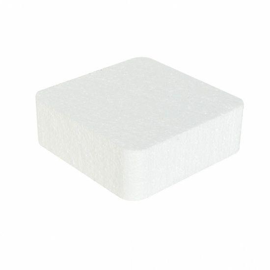 OASIS® STYROPOR Cake Dummie 15x15x7cm | 1 stuks