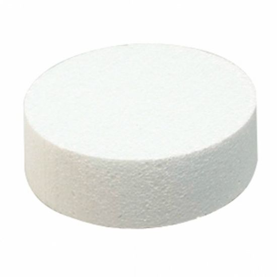 OASIS® STYROPOR Cake Dummie Ø25x7cm | 1 stuks