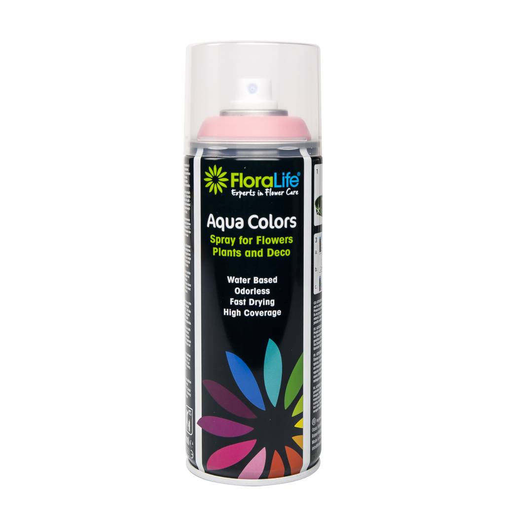 Floralife® Aqua Colors Rose 400ml | 1 stuks