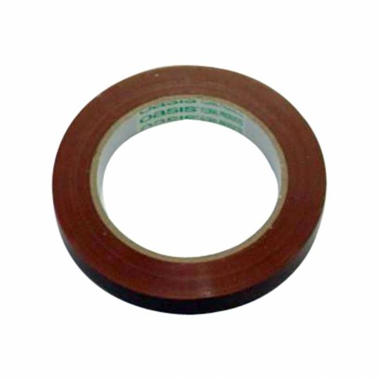 OASIS® FLORAL PRODUCTS PVC Tape Groen 15mmx 33m | 10 stuks