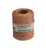 OASIS® FLORAL PRODUCTS Deco Bindwire -Natural- Ø4mm x205m | 1stuks