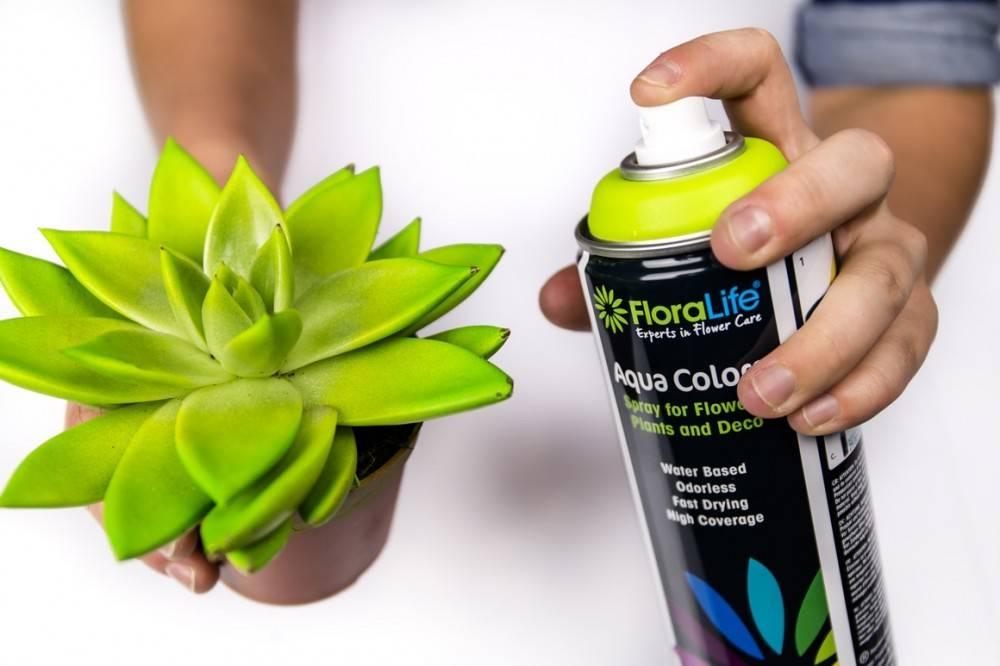 Floralife® Aqua Colors Ultrablauw 400ml | 1 stuks