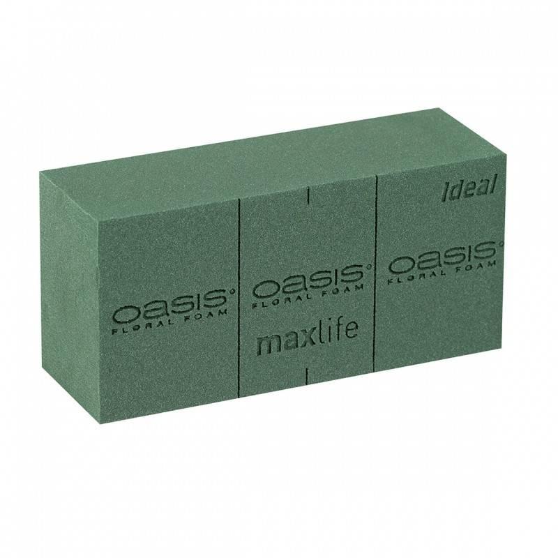 OASIS® FLORAL FOAM IDEAL Blok steekschuim 23x11x8cm | Doos 20 stuks