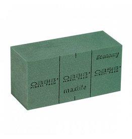 OASIS® FLORAL FOAM ECONOMY Blok 20x10x8cm | 20st