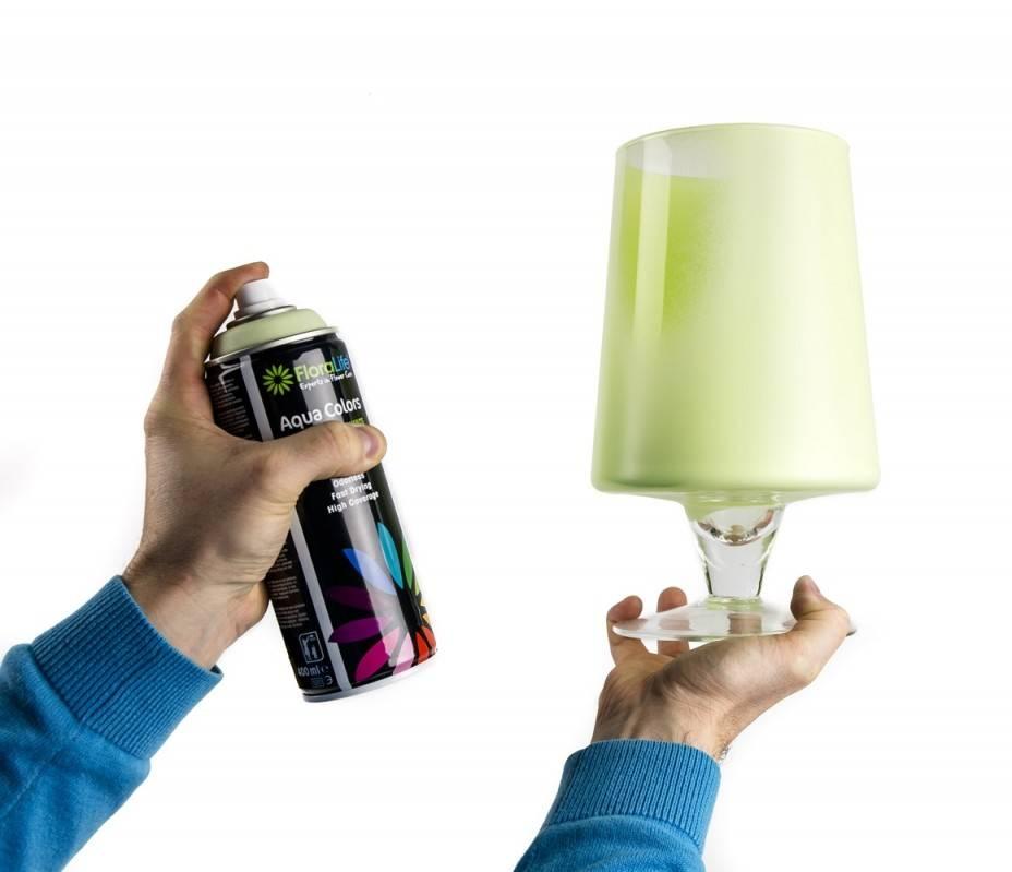 Floralife® Aqua Colors Donkerbruin 400ml | 1 stuks