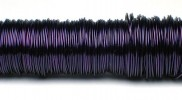 H&R Deco Lak Draad op Houten Klos Violet Ø0,50mm x50m | 100g