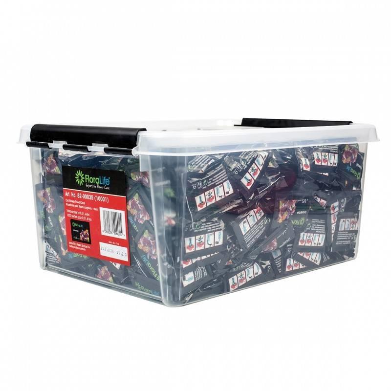 FLORALIFE® Express Universal 300 Poeder | 5 gram x1000 stuks | voor 0.5L water