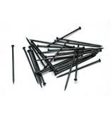 H&R Naalden Zwart Gelakt 1,09x38mm | Doosje 500 gram