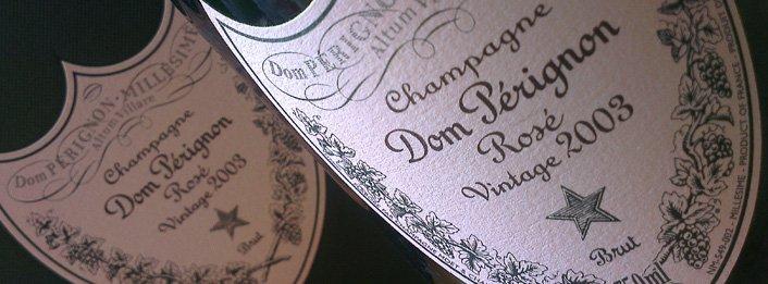 Koken met Dom Perignon Rose