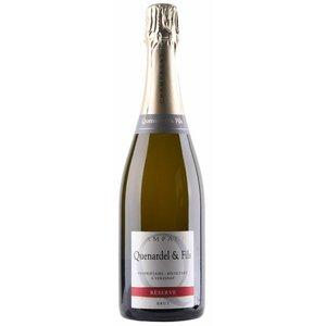 Quenardel Réserve Brut champagne
