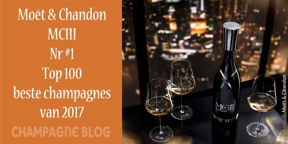 Beste champagne van 2017