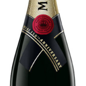 Moet & Chandon 150th Anniversary Pre-Launch Edition Champagne